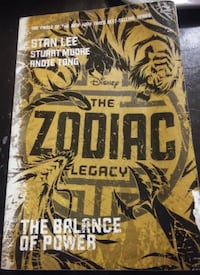 The Zodiac Legacy The Balance Of Power. Victoria