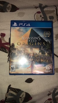Sony ps4 assassin's creed origins game 2220 mi