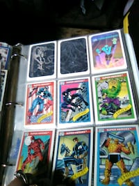 Whole marvel card collection Stockton, 95204