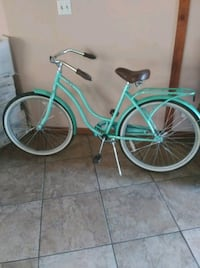 green and white beach cruiser Bakersfield, 93307