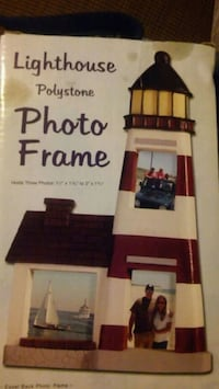 Light house photo frame Delton, 49046