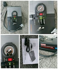 Craftsman air compressor/inflator Fort Lauderdale, 33308