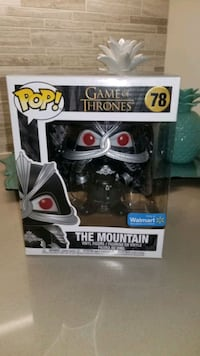 Game Of Thrones The Mountain 6""