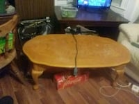 Coffe table with 3 matching end tables. Negotiable Fall River, 02723