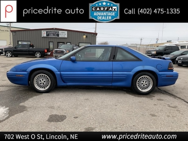 Used 1994 Pontiac Grand Prix Gtp For Sale In Lincoln