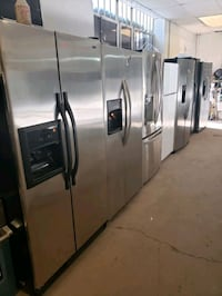 Stainless refrigerators $325 and up Dearborn Heights