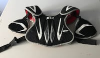 Lacrosse Shoulder Pads- size medium
