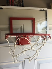 Indoor basketball backboard for your room Orange, 92867