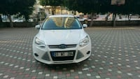 2013 Ford Focus Yurt