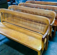 Antique oak benches Boyds, 20841