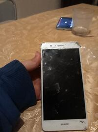 smartphone bianco Huawei Android Napoli, 80144