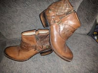 Brand new Freebird leather boots