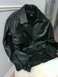 Never worn! GENUINE LEATHER JACKET  Vaughan, L6A 0K1