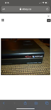 Viewsat Xtreme VC2000 digital satellite receiver  Vaughan, L4H 2H1