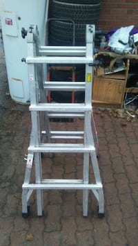 stainless steel A-type ladder Toronto, M1R