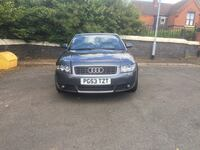 Audi - A4 - 2003 Stoke-on-Trent, ST6 6EP