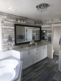 Bathrooms remodeling kitchen remodeling tile hardwood laminate houses painting  Sterling