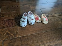 Size 2 Baby girls shoes  Vaughan, L4L 8P1