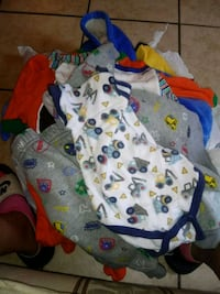 baby's assorted clothes Pharr, 78577