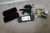Nintendo switch 3 games and pro controller  Calgary, T3A 5Y2