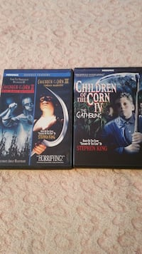Children of the Corn Collection  Manassas, 20109