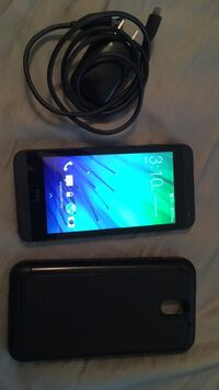 black Samsung Galaxy Tab with charger Annandale, 22003