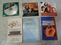 Religious and parenting books & dvds Kitchener, N2G 4X6