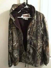 Camo Hunting Jacket Large Sulphur, 70663
