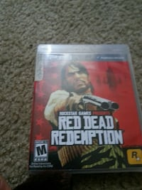 ps3 red dead redemption Newburgh, 47630