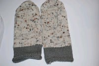 Hand knit mittens  North Providence, 02911