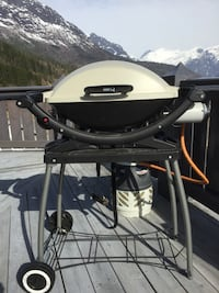 Weber Q200 grill selges