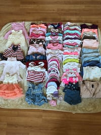 Baby assorted clothes (nb-6m). Норт-Андовер, 01845