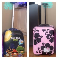 Kid's luggage for sale  Toronto, M4K 2H9