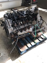 I have for sale 2005 vortec motor and transmission, I took it off of a 2005 Chevy Silverado motor was in good condition , I have to scrap the truck Waukegan, 60087