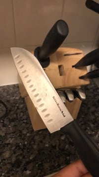 Knife set Toronto, M9C 1A4