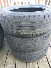 Tires215/55R17