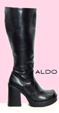 ALDO LEATHER KOBO KNEE BOOTS Richmond Hill, L4S 1Z7