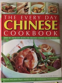 Cook Book for Chinese Food Pickering, L1V 7A1