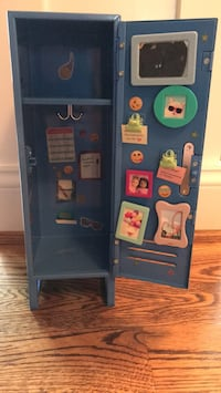 American Girl Doll locker - like new  Vienna, 22180