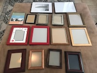 Picture frames Bakersfield, 93312