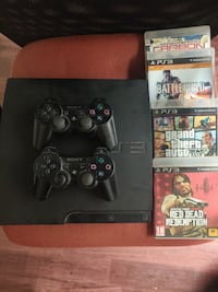 Sony PS3 320 GB + games + Extra controller  CHENNAI