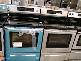 New Induction stoves Frigidaire