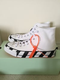 Off-White x Converse Chuck 70 High  Markham, L3R 4M9
