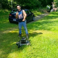 Lawn mowing Shelocta