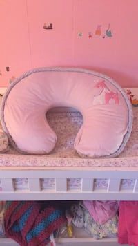 Boppy pillow and extra pillow case Chelmsford, 01824