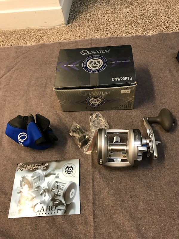 Quantum Cabo saltwater series CNW20PTS