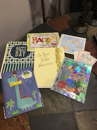 Assorted cards Cambridge, N1T 1L7
