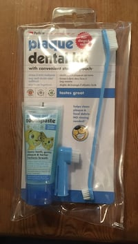 Cat/dog toothbrushes and toothpaste  Calgary, T3K 1M8
