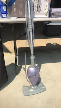 black and gray upright vacuum cleaner Bakersfield, 93308