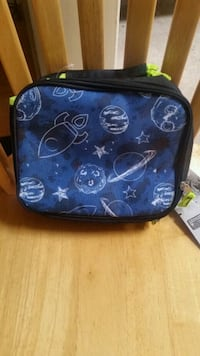 BACK TO SCHOOL LUNCHBOX FOR BOYS Bowie